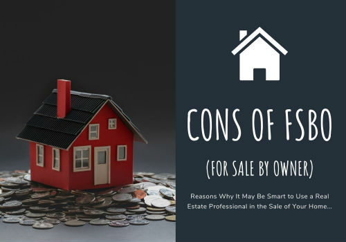 Cons of For Sale By Owner (FSBO) in Barrie, Ontario