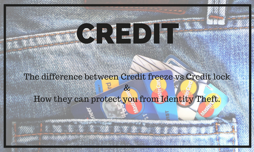 The Differences Between a Credit Freeze and Credit Lock, and How They Can Protect You from Identity Theft in Barrie, ON