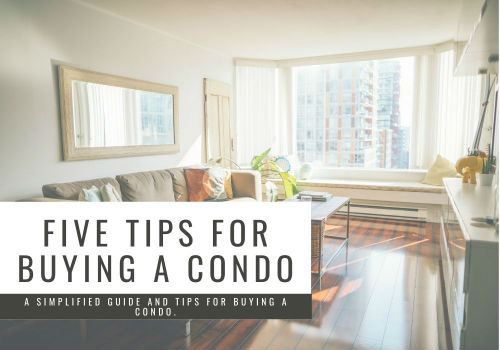 Five Tips for Buying a Condo in Barrie, Ontario