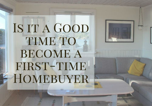 Is it a Good Time to Become a First-Time Home Buyer in Barrie & Orillia, Ontario?