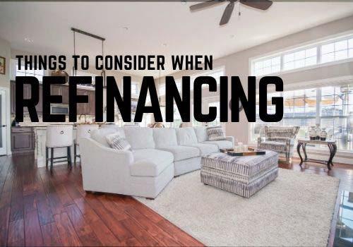 What should you consider when refinancing your mortgage in Barrie, Ontario?