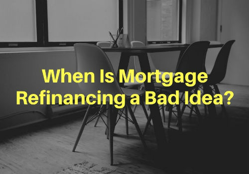 When Is Mortgage Refinancing a Bad Idea in Barrie, Ontario?